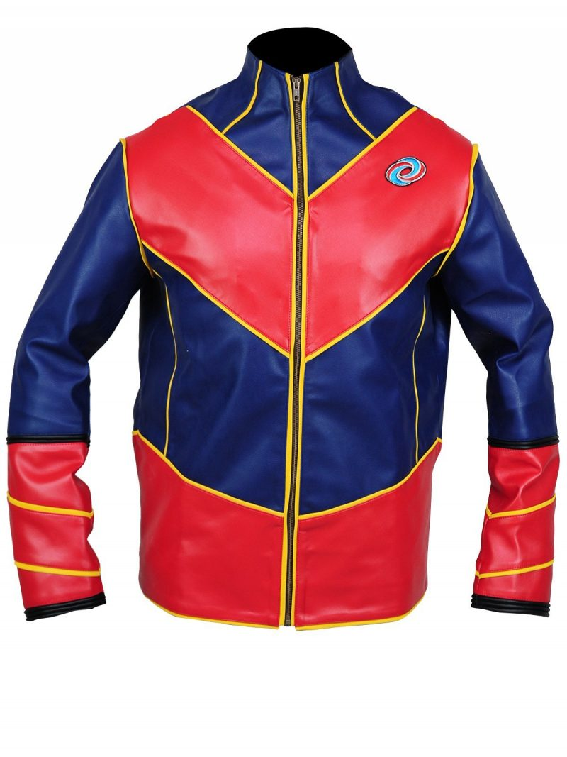 Captain Man Henry Danger Cosplay Costume