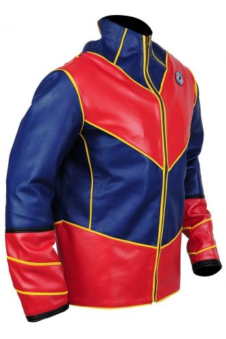 Captain Man Henry Danger Costume Jacket
