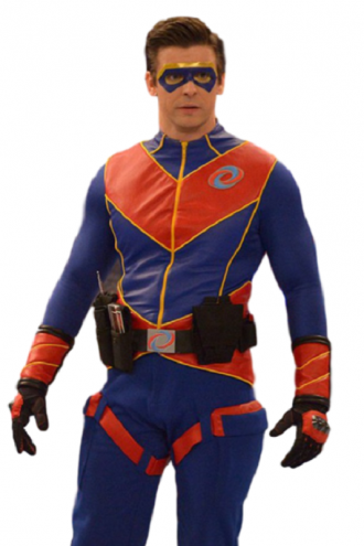 Tv Series Captain Man Jacket