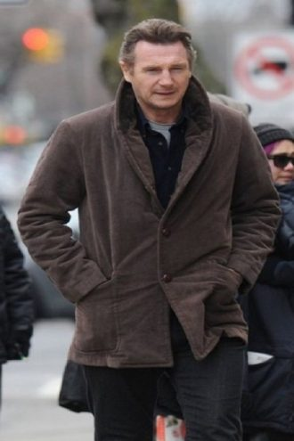 Liam Neeson A Walk Among The Tombstones Jacket