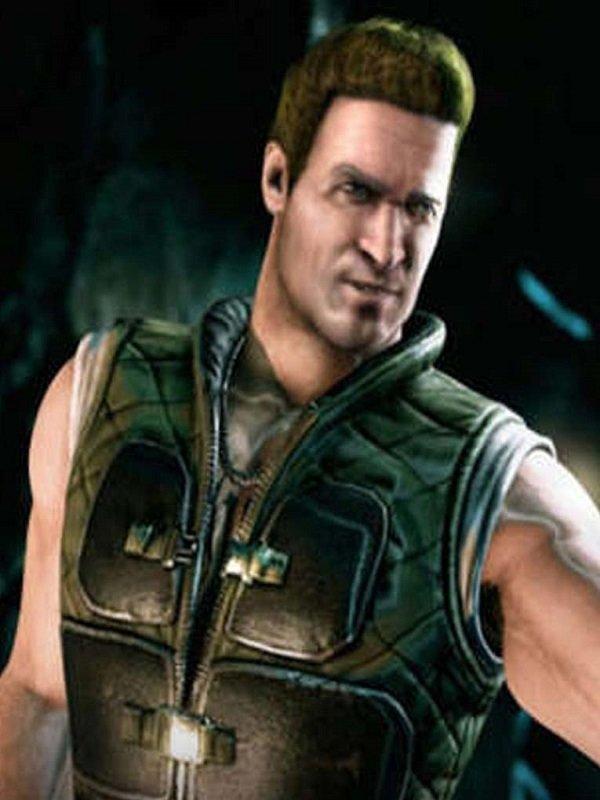 The Witcher 3 Wild Hunt Johnny Cage Vest
