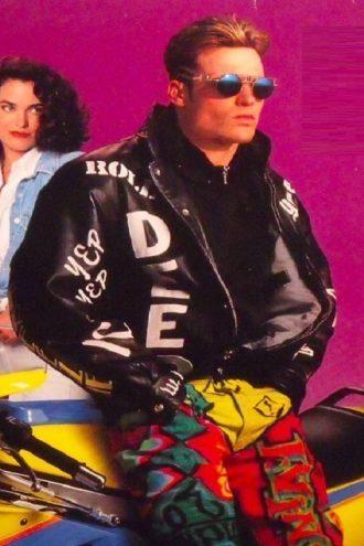 Cool As Ice Vanilla Ice Biker Jacket