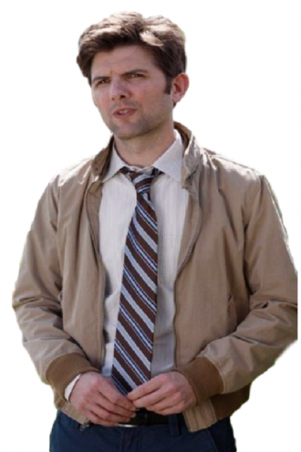 Adam Scott Parks and Recreation Jacket
