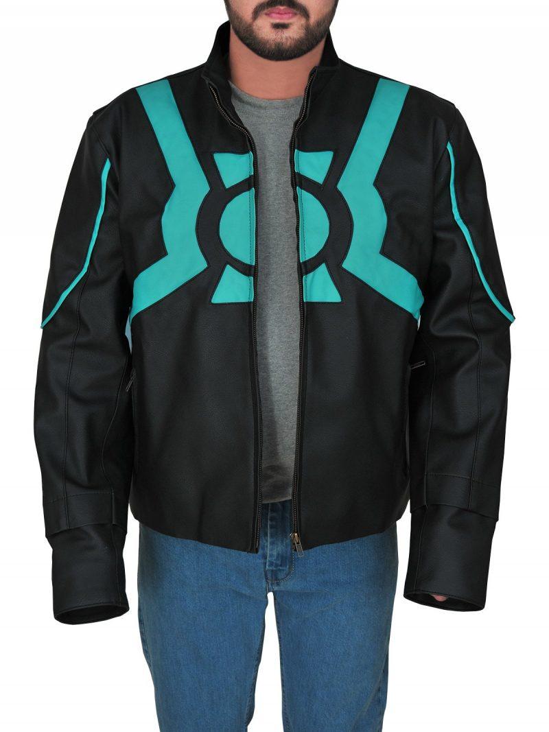 Ryan Reynolds Green Lantern Cosplay Jacket