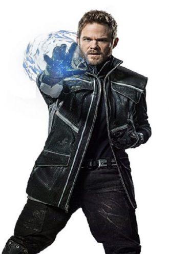 Bobby Drake X-Men Iceman Cosplay Vest