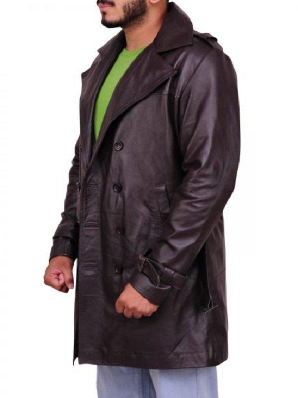 Rorschach Watchmen Cosplay Coat