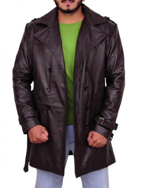 Rorschach Watchmen Trench Coat