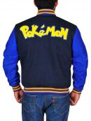 Pokemon Cosplay Varsity Jacket