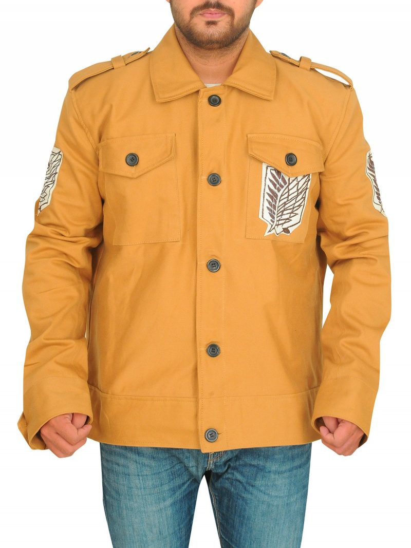 Attack on Titan Costume Jacket