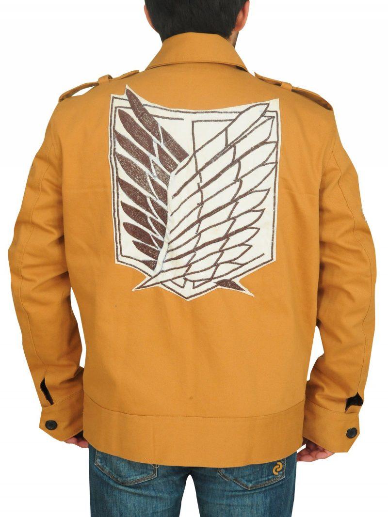 Attack on Titan Cosplay Jacket