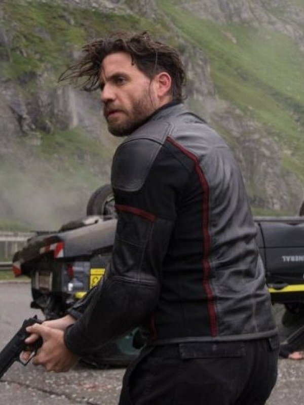 Patrick Swayze Point Break Bodhi Leather Jacket