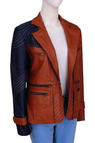Defiance Julie Benz Leather Jacket