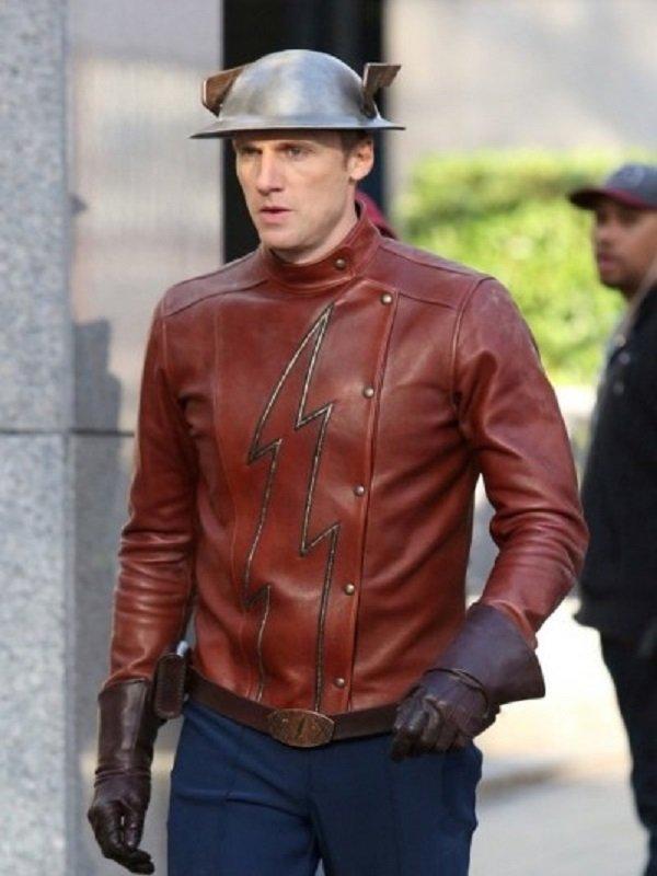 Jay Garrick Flash Season 2 Jacket