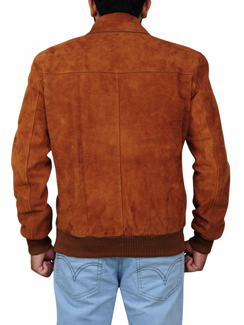 Armie Hammer The Man From U.N.C.L.E. Jacket