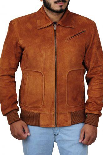 Armie Hammer Man from U.N.C.L.E Jacket