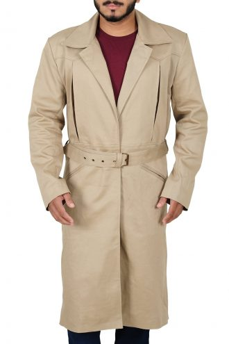 Arthur Darvill Rip Hunter Legends Of Tomorrow Trench Coat