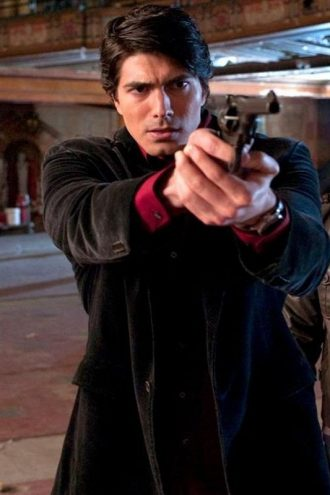 Brandon Routh Dylan Dog: Dead of Night Coat