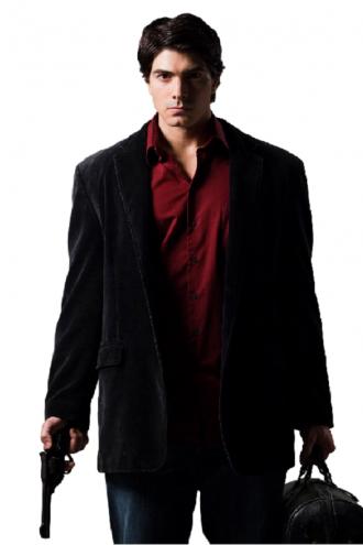 Brandon Routh Dylan Dog Dead of Night Black Coat
