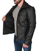 Stylish Aaron Paul Breaking Bad Leather Jacket