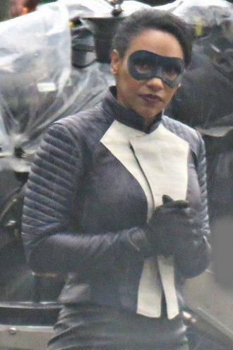 The Flash Season 4 Iris West Cosplay Jacket
