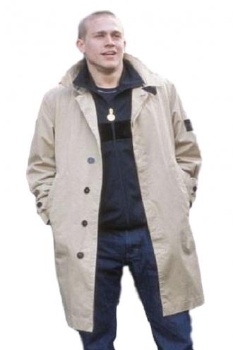 Green Street Charlie Hunnam Coat