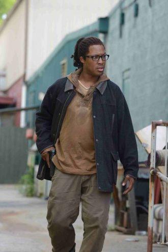 Corey Hawkins The Walking Dead Jacket