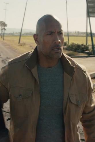 San Andreas Dwayne Johnson Jacket