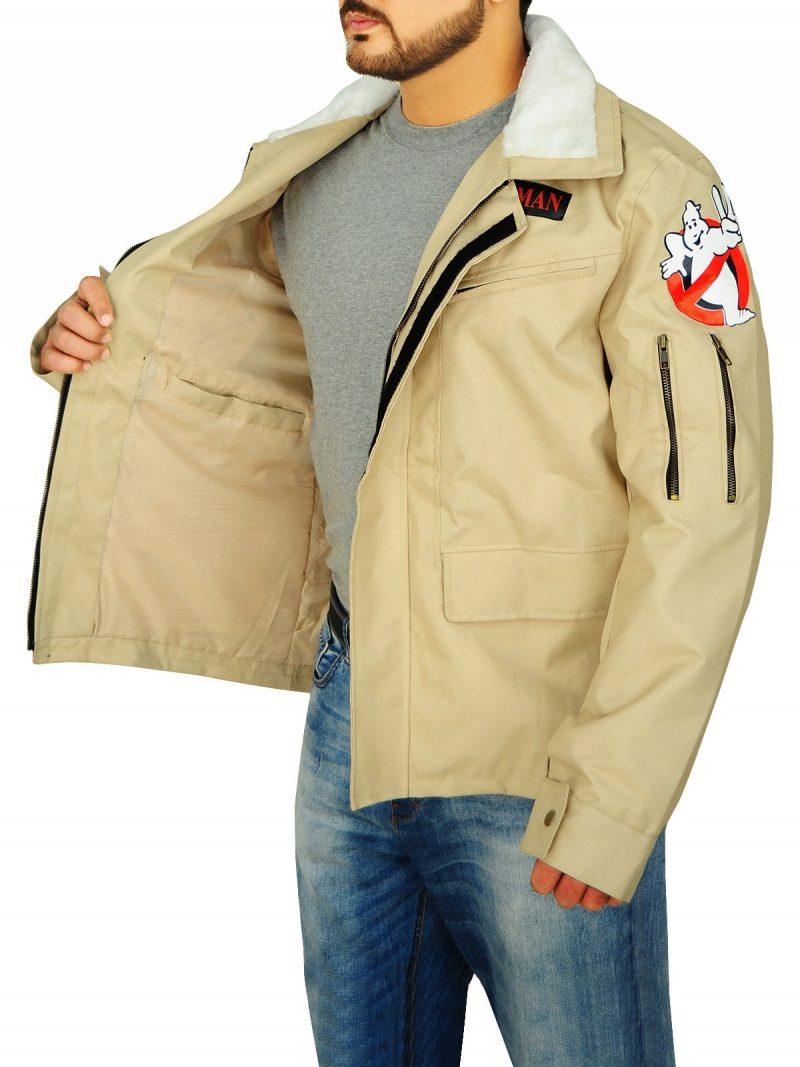Dr. Raymond Stantz Ghostbusters Jacket