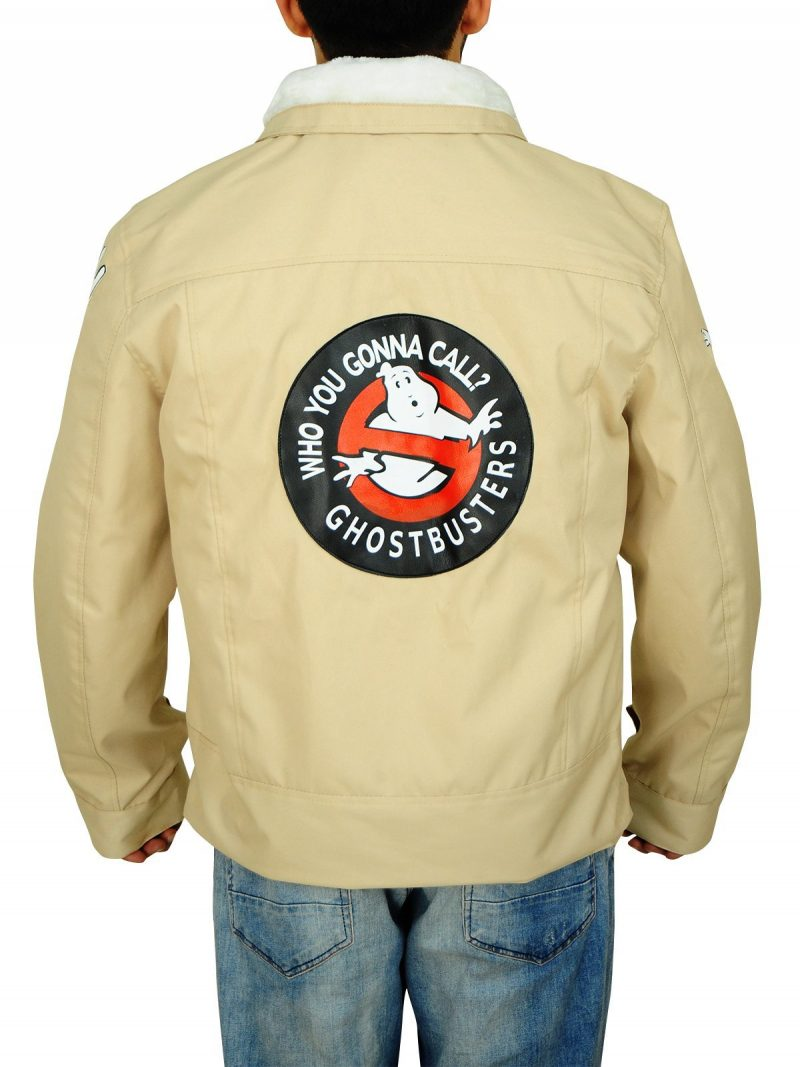 Dan Aykroyd Ghostbusters Logo Jacket
