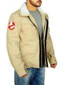 Dan Aykroyd Ghostbusters Logo Cotton Jacket