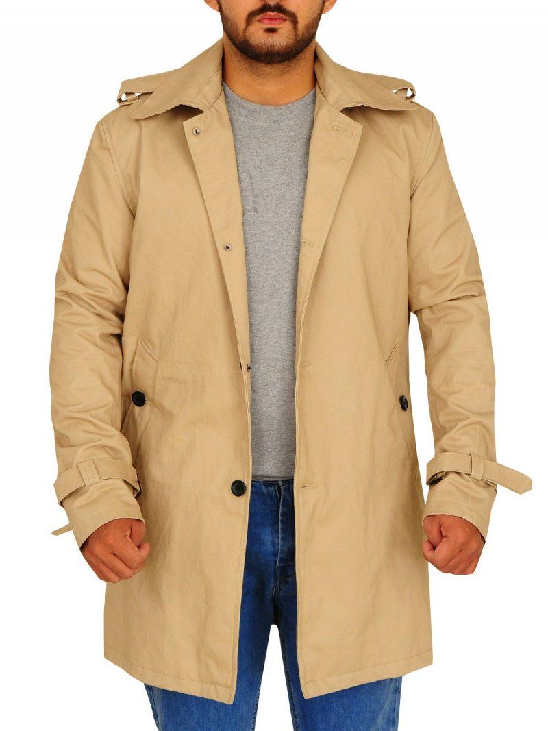 Arrow S4 Matt Ryan John Constantine Coat
