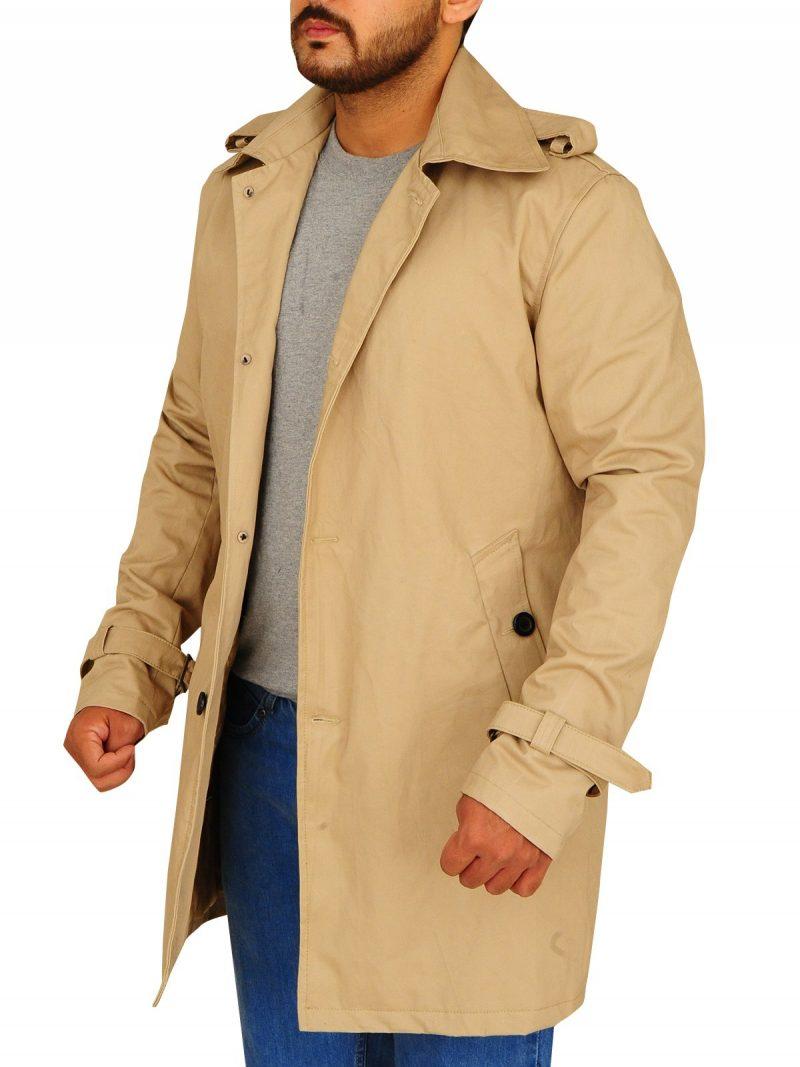 Arrow S4 Matt Ryan John Constantine Trench Coat