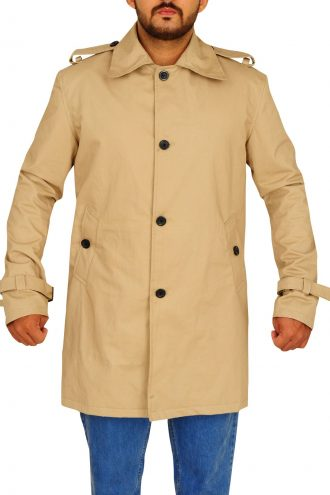 Matt Ryan John Constantine Stylish Coat