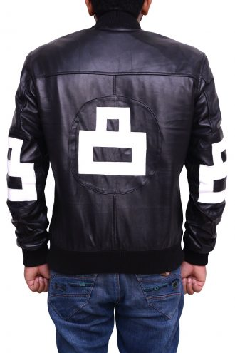 Eight Ball Bomber Jacket