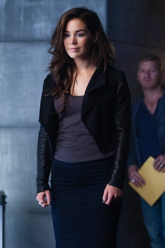 Roxanne McKee Dominion Double Breasted Jacket