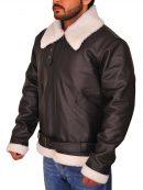 Rocky Balboa 4 Sylvester Stallone Bomber Leather Jacket