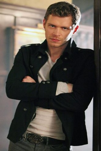 Joseph Morgan Season 5 Vampire Diaries Jacket