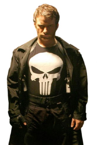 Thomas Jane The Punisher Trench Coat