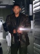 I Robot Del Spooner Will Smith Leather Jacket
