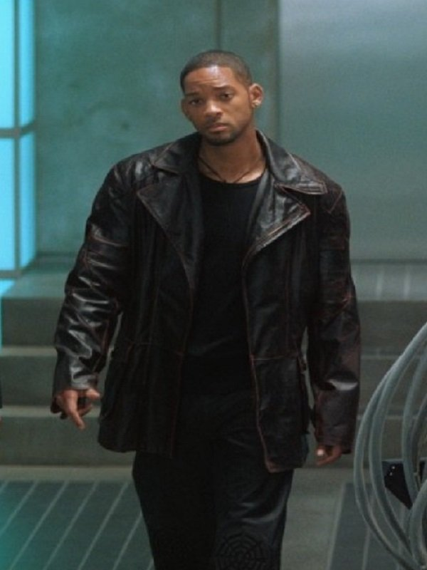I Robot Del Spooner Will Smith Jacket