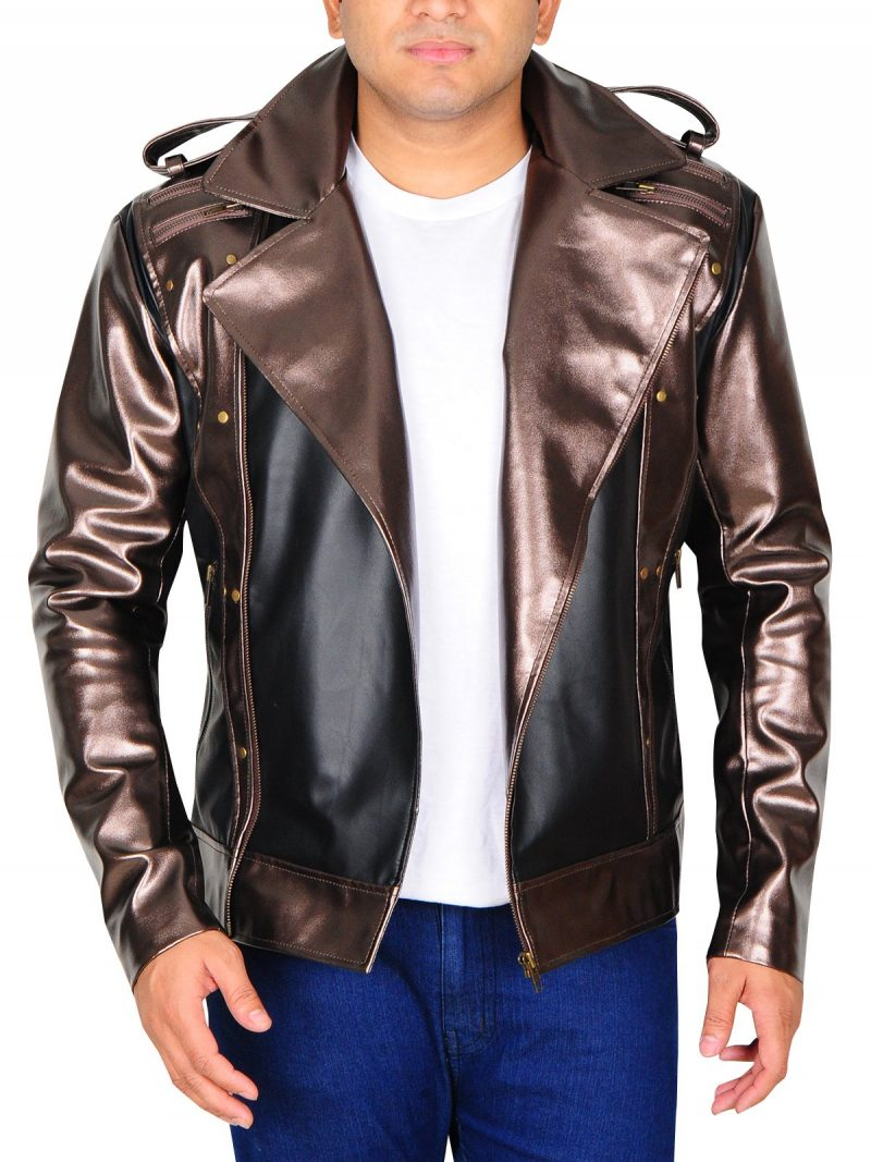 X Men Apocalypse Quicksilver Cosplay Jacket