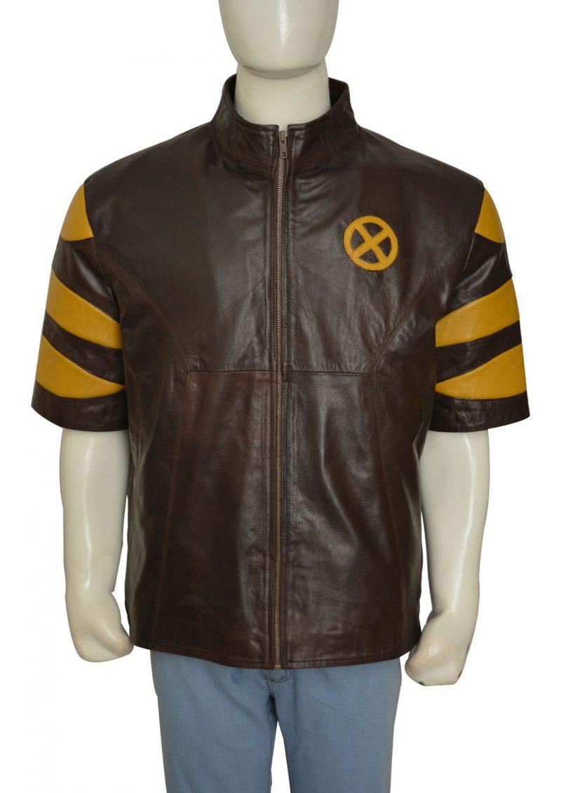 X-Men Beast Leather Jacket
