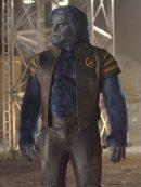 X-Men Beast Costume Jacket