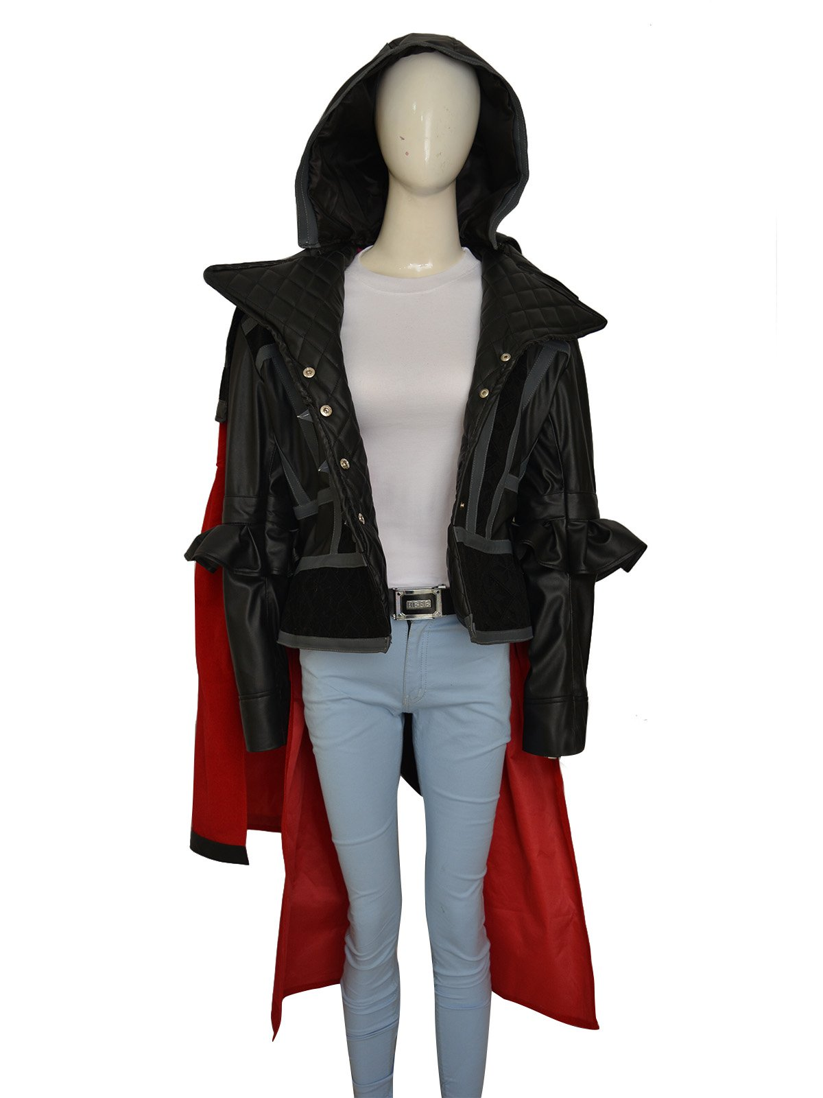 Assassin S Creed Syndicate Evie Coat Top Celebs Jackets