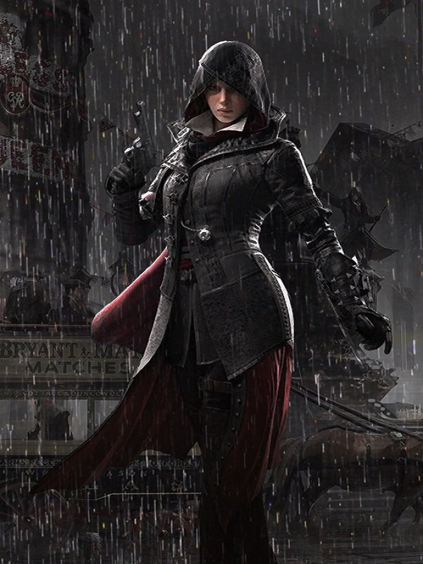 Assassin S Creed Syndicate Evie Frye Costume Top Celebs Jackets