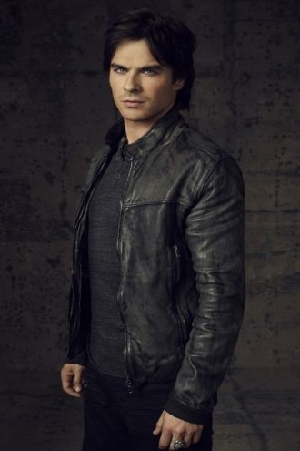 The Vampire Diaries Damon Salvatore Jacket