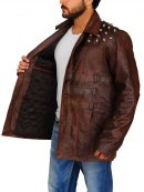 Wrestler Bray Wyatt Brown Jacket