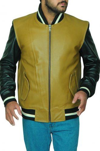 Varsity Style Jacket For Men