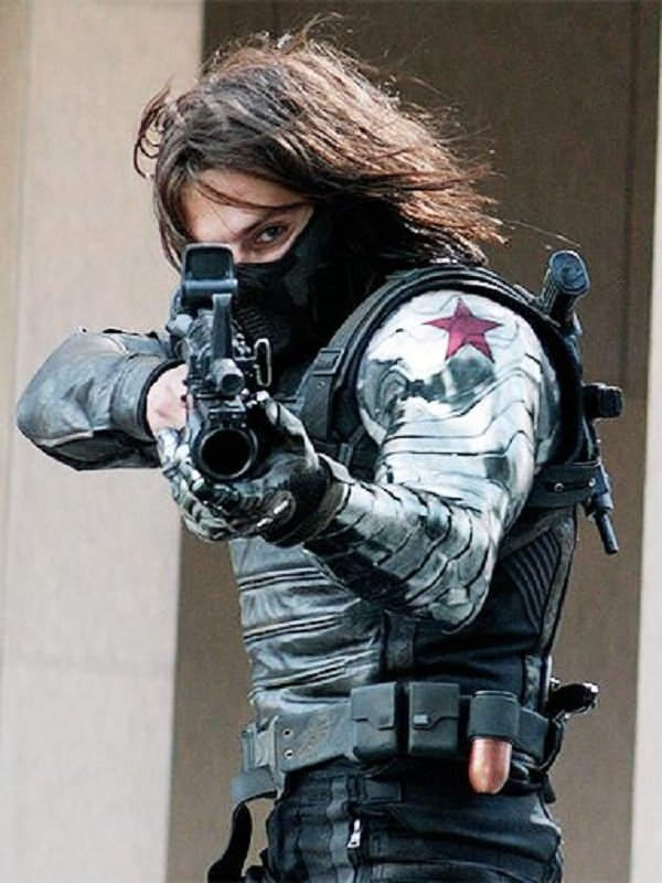 Winter Soldier Captain America Civil War