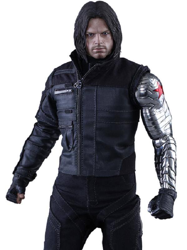 Sebastian Stan Captain America Jacket